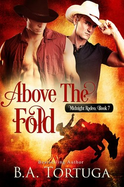Book Cover: Above the Fold