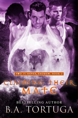 Book Cover: Claiming Their Mate