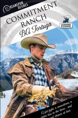 Book Cover: Commitment Ranch