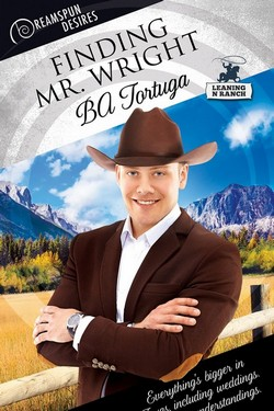 Book Cover: Finding Mr. Wright