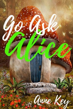 Book Cover: Go Ask Alice