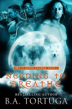 Book Cover: Needing to Breathe