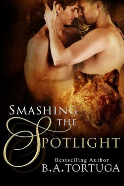 Book Cover: Smashing the Spotlight