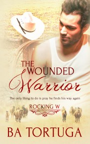 Book Cover: The Wounded Warrior