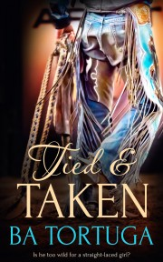 Book Cover: Tied and Taken