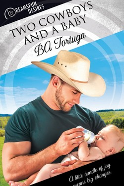Book Cover: Two Cowboys and a Baby