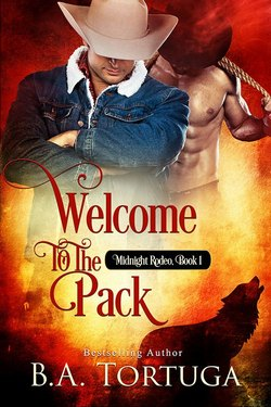 Book Cover: Welcome to the Pack