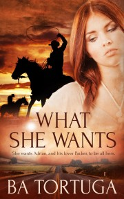 Book Cover: What She Wants