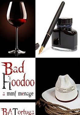 Book Cover: Bad Hoodoo