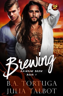 Book Cover: Brewing