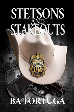 Book Cover: Stetsons and Stakeouts