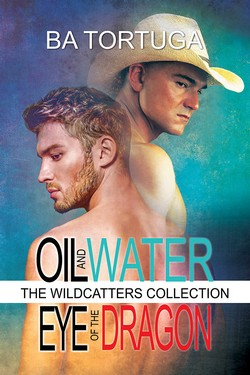 Book Cover: Oil and Water & Eye of the Dragon