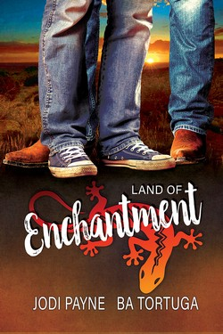 Book Cover: Land of Enchantment