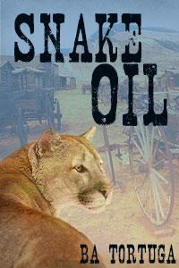Book Cover: Snake Oil