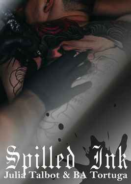 Book Cover: Spilled Ink