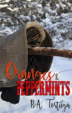 Book Cover: Oranges and Peppermint
