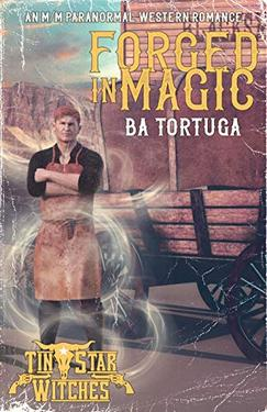 Book Cover: Forged in Magic