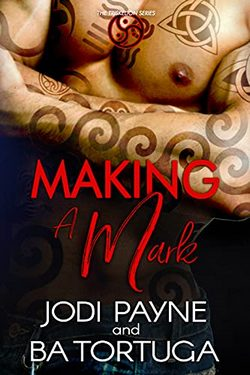 Book Cover: Making a Mark